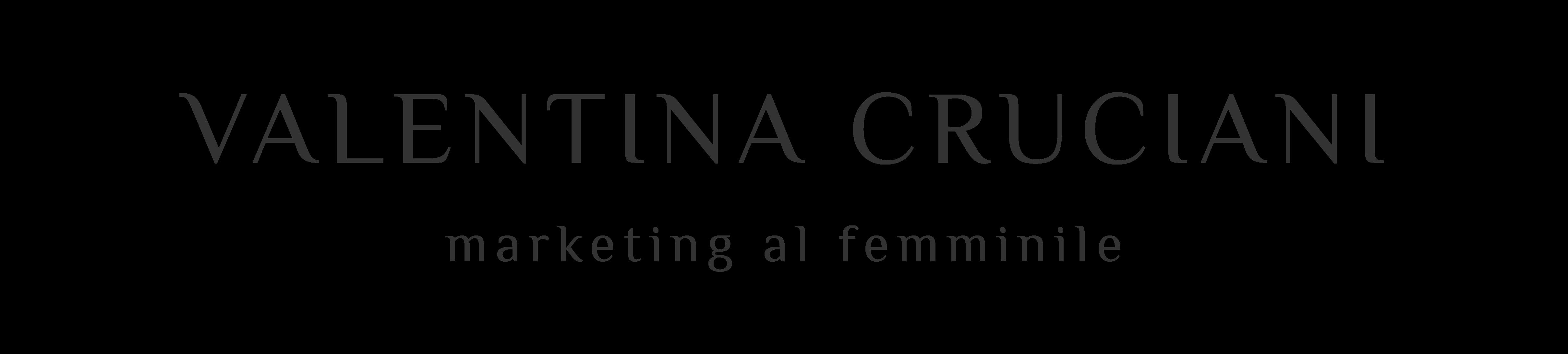 Valentina Cruciani – Marketing al Femminile